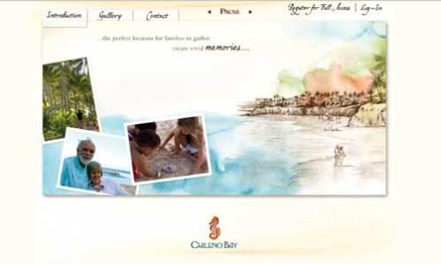 Chileno Bay Website 3
